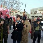 Rosa Schiano a Gaza, attivista pro-Hamas