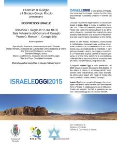 Israeleoggi comunicato 2015