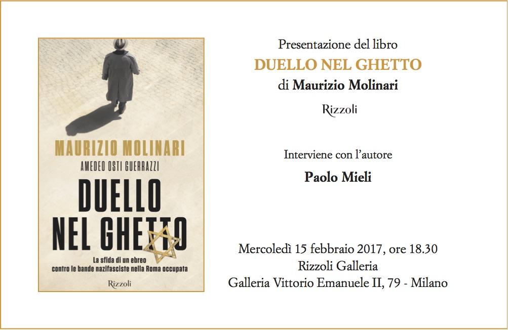 Molinari Rizzoli Milano